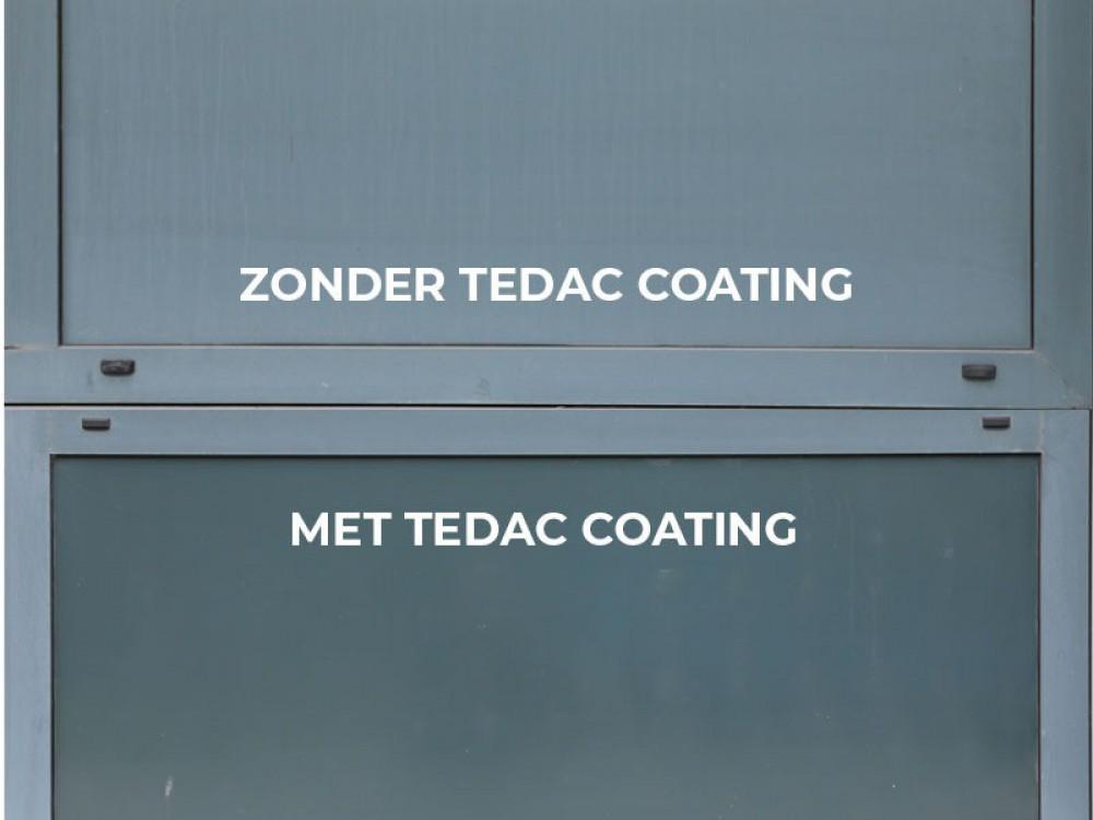 TEDAC® Coating bespaart kosten